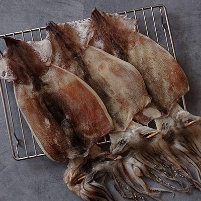 [구룡포 권복순] 반건조 초콜렛오징어