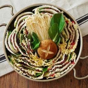 [참바른식품] 소고기 밀푀유나베