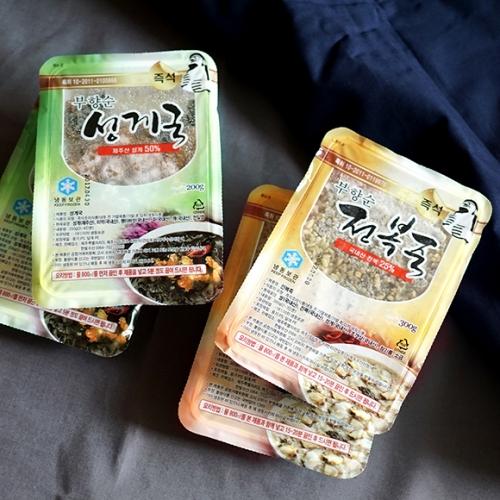 [제주도 부향순전복죽]국내산 전복죽